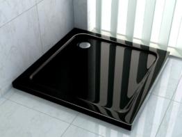 50 mm Duschtasse 120 x 120 cm (schwarz) -