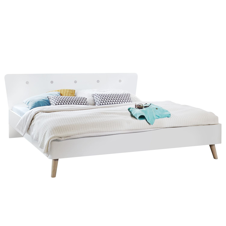 bett bergen classic alpinwei 160 x 200cm wimex. Black Bedroom Furniture Sets. Home Design Ideas