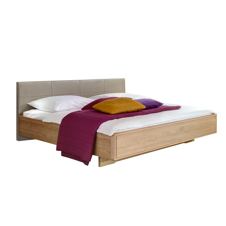 bett torino eiche teilmassiv 180 x 220cm sahara wiemann m bel24 online. Black Bedroom Furniture Sets. Home Design Ideas