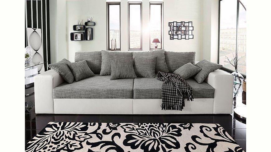big sofa wahlweise in xl oder xxl. Black Bedroom Furniture Sets. Home Design Ideas