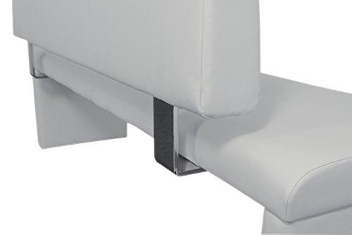 gepolsterte bank mit lehne inspiration. Black Bedroom Furniture Sets. Home Design Ideas