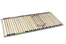 i-flair® - 5 Zonen Lattenrost 140x200 cm, 28 Leisten, mit Härteregelung - EINFÜHRUNGSPREIS -