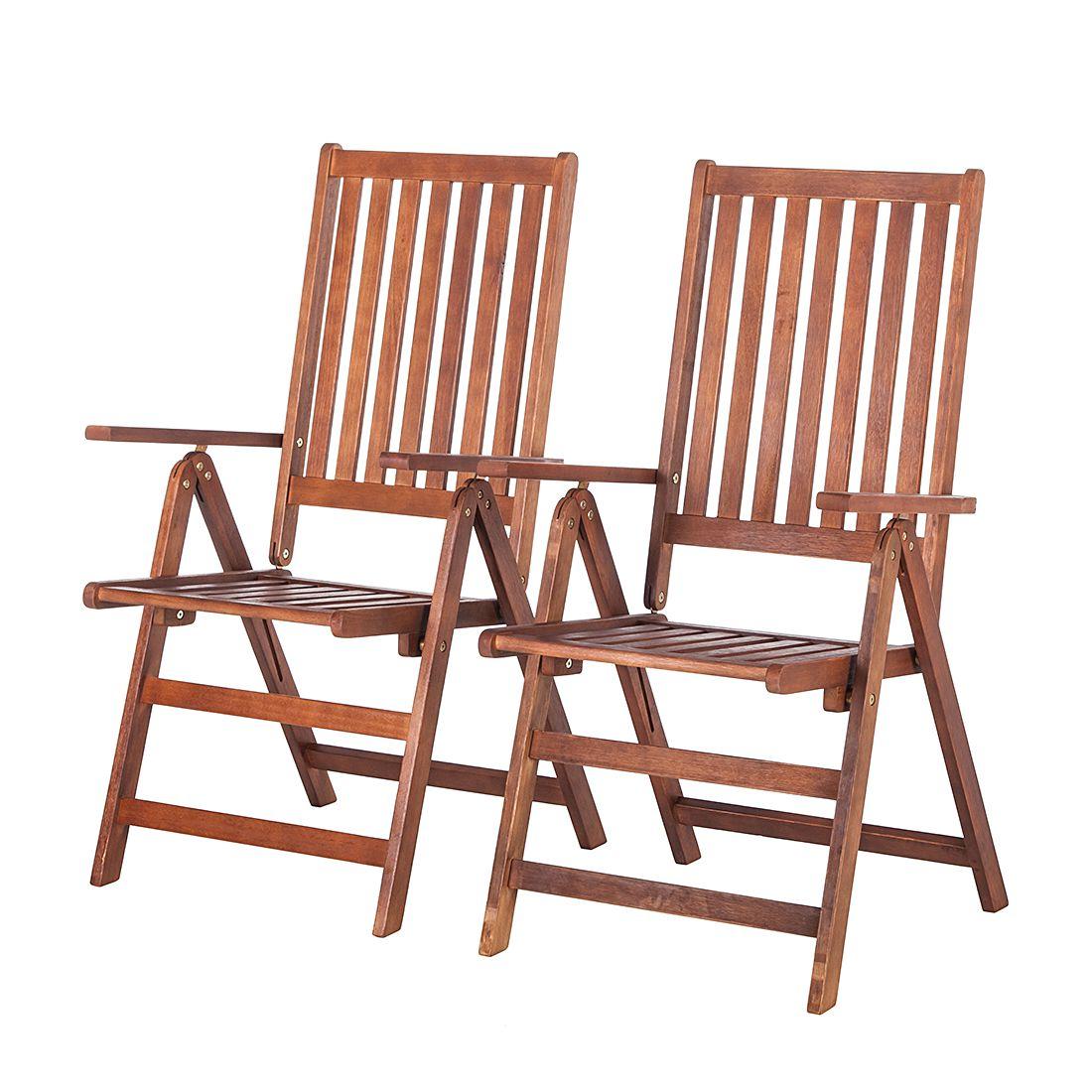 klappstuhl euka nature 2er set eukalyptus massiv ars. Black Bedroom Furniture Sets. Home Design Ideas