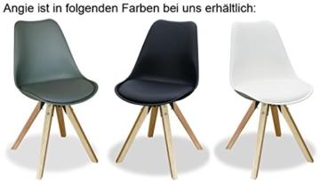 KMH®, 2er Set Designstuhl