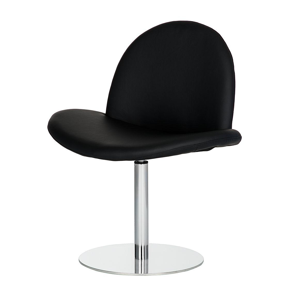 loungesessel norman kunstleder schwarz fredriks. Black Bedroom Furniture Sets. Home Design Ideas