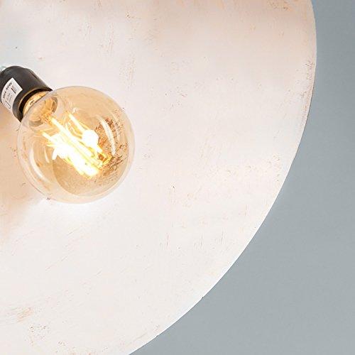 qazqa landhaus vintage rustikal pendelleuchte pendellampe h ngelampe lampe leuchte. Black Bedroom Furniture Sets. Home Design Ideas