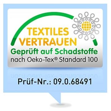 Ravensberger STRUKTURA-MED 60 7-Zonen HYLEX+HR Kaltschaummatratze H 2 RG 60 (45-80 kg) Baumwoll-DT 90x200 -