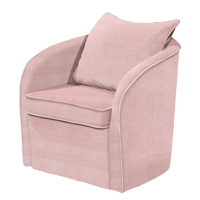 sessel marcy webstoff mauve mooved m bel24. Black Bedroom Furniture Sets. Home Design Ideas