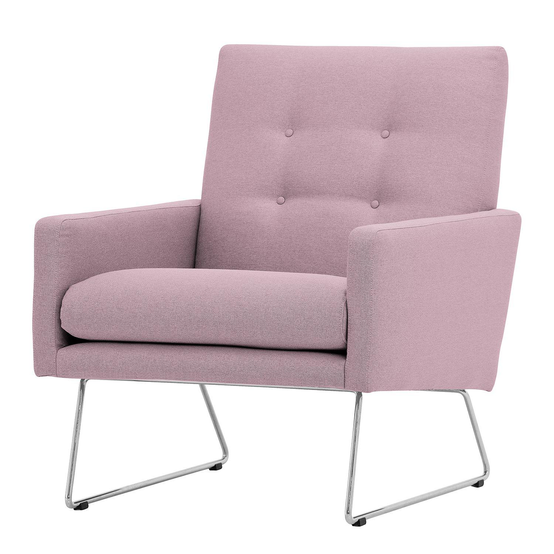 sessel maximus webstoff stoff floreana rosa studio. Black Bedroom Furniture Sets. Home Design Ideas
