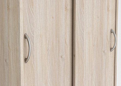 w scheschrank akazie 2 t ren b 68 cm h 106 cm schrank. Black Bedroom Furniture Sets. Home Design Ideas