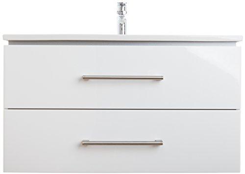 waschplatz badm bel set zlata wei 75 cm x 50 cm x 45. Black Bedroom Furniture Sets. Home Design Ideas