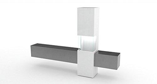 wohnwand mediawand wohnzimmer schrank fernseh. Black Bedroom Furniture Sets. Home Design Ideas