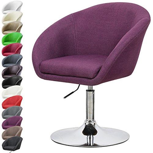 woltu bh61la 1 a 1 x lounge barsessel sessel design. Black Bedroom Furniture Sets. Home Design Ideas