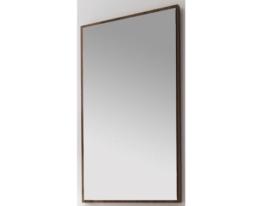 Badezimmer Spiegel Wandspiegel Badspiegel Kosmetikspiegel Posseik Alexo walnuss