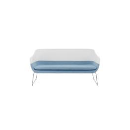Crona Sofa mit Kufengestell