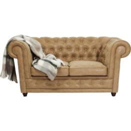 Sofa Oxford 2-Sitzer Terra Braun