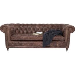 Sofa Oxford 3-Sitzer Vintage Deluxe
