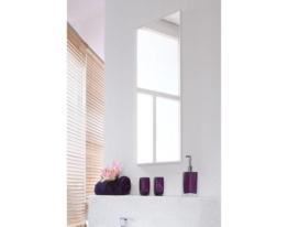 Spiegel Wandspiegel Badspiegel Gästebad Kosmetikspiegel Posseik Alexo weiß Neu