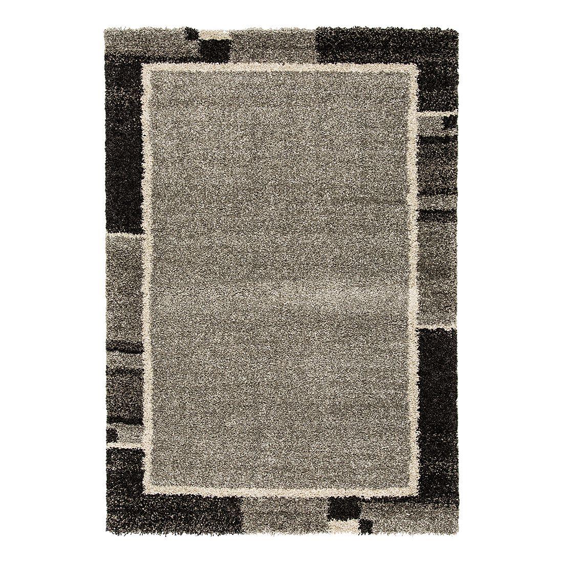 teppich design gewebt grau 140 x 200 cm home24 deko. Black Bedroom Furniture Sets. Home Design Ideas