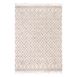 Teppich Nave - Creme / Anthrazit, Luxor living