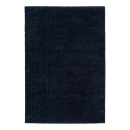 Teppich Rivoli - Kunstfaser - Dunkelblau, Astra