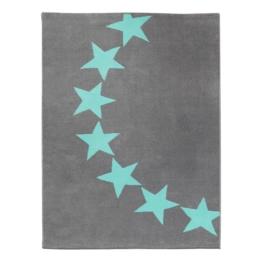Teppich Sterne I - Blau, Hanse Home Collection