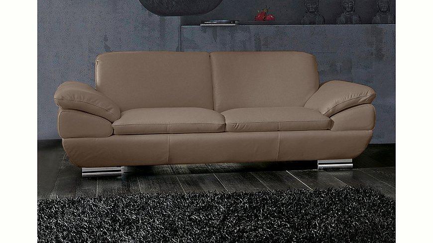 calia italia 2 5 sitzer ledersofa est 269. Black Bedroom Furniture Sets. Home Design Ideas