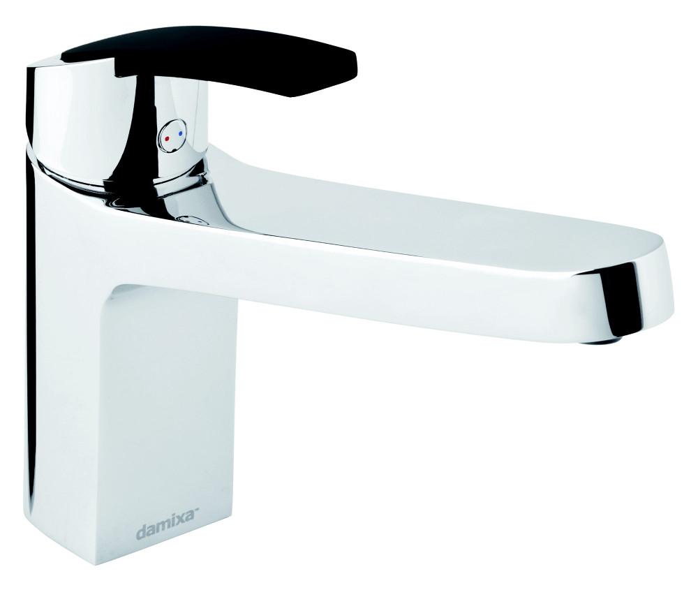 damixa slate sp ltischarmatur chrom schwarz m bel24 online. Black Bedroom Furniture Sets. Home Design Ideas