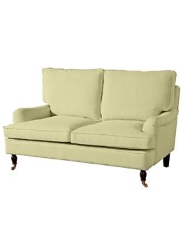 2 Sitzer Sofa Max Winzer grün
