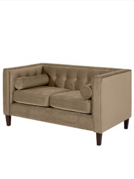 2 Sitzer Sofa Max Winzer natur