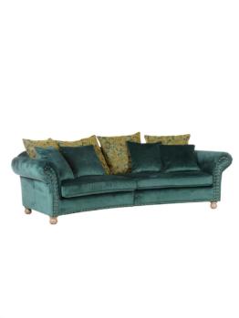 Big Sofa Boston Ludwig Gutmann petrol