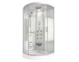 Dampfdusche Duschkabine Dusche Fertigdusche Duschtempel Dampfbad Dampfsauna ESG Dusche mit Dampf