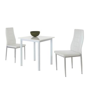 Essgruppe Sofia (3-teilig) - Weiß, Home Design