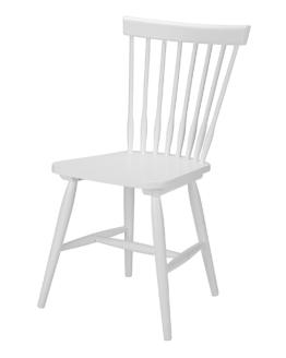 Esszimmerstuhl Melo (weiß lackiert)