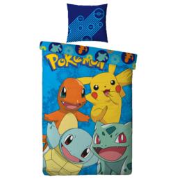 Kinderbettwäsche Pokemon (135x200)