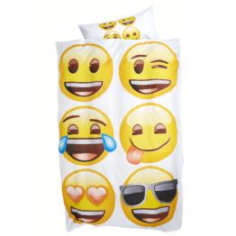 Linon-Wendebettwäsche Emoji (135x200)