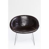 Sessel Lounge Braun