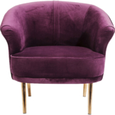 Sessel Purple Rain