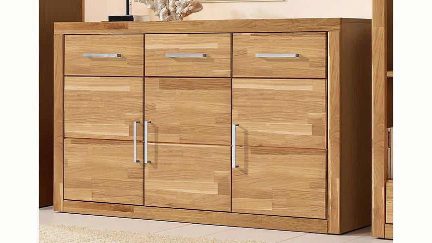 sideboard breite 130 cm m bel24. Black Bedroom Furniture Sets. Home Design Ideas