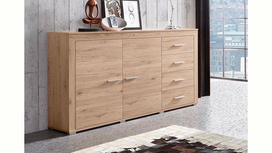 sideboard breite 160 cm. Black Bedroom Furniture Sets. Home Design Ideas