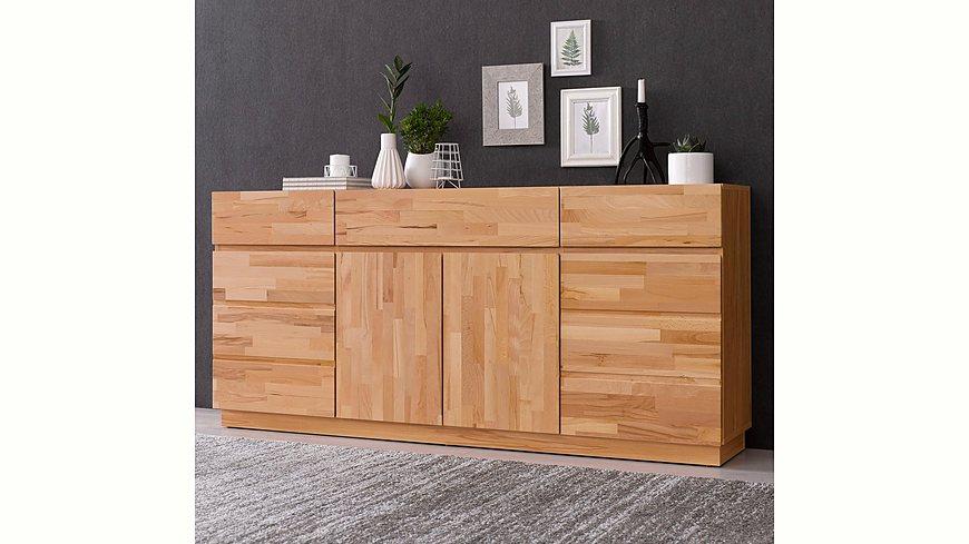 sideboard breite 180 cm. Black Bedroom Furniture Sets. Home Design Ideas