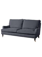 Sofa Aberdeen (2,5-Sitzer) Max Winzer Anthrazit