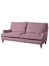 Sofa Aberdeen (2,5-Sitzer) Max Winzer Aubergine