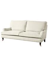 Sofa Aberdeen (2,5-Sitzer) Max Winzer creme