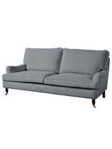 Sofa Aberdeen (2,5-Sitzer) Max Winzer Grau