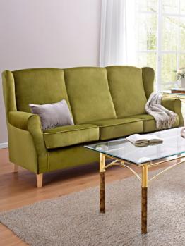 Sofa Darlington (3-Sitzer) Gold
