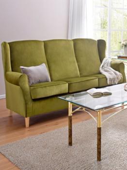 Sofa Darlington (3-Sitzer) Grün