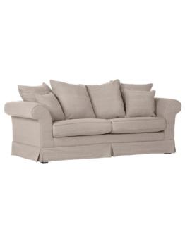 Sofa Solford (2,5-Sitzer) Natur