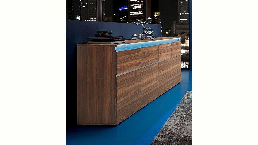 tecnos sideboard breite 240 cm. Black Bedroom Furniture Sets. Home Design Ideas