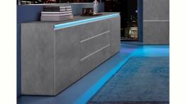 Tecnos Sideboard, Breite 240 cm